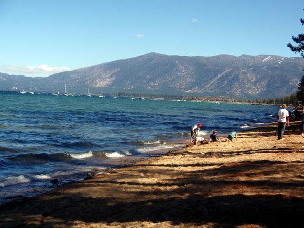 超猛「湖」灘