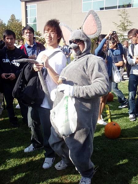 Larry 和 大老鼠