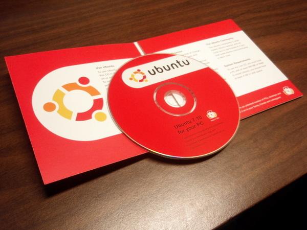 Ubuntu光碟