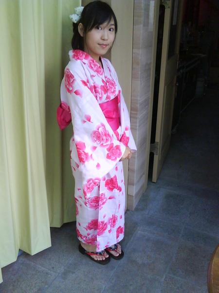 妳是有沒有那麼像日本人啊