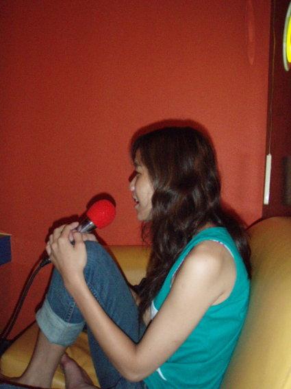 唱歌ing~