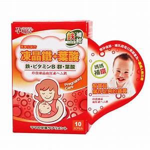 懷孕初期媽媽與胎兒的發展~葉酸、維他命C、DHA
