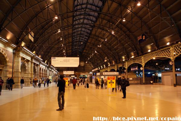 中央火車站