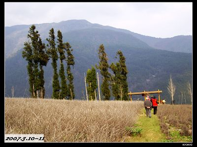 武陵の風景