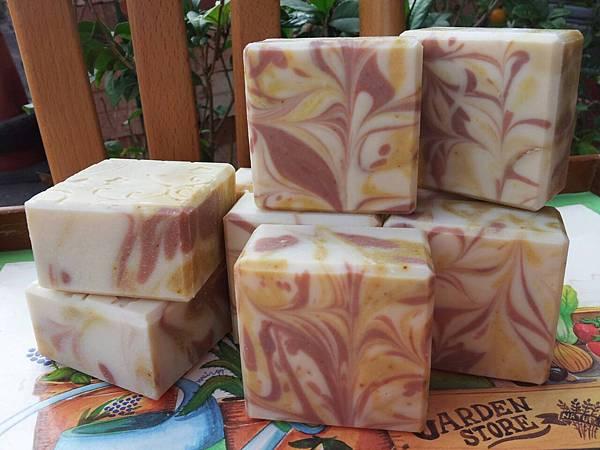 1021204陽光橙花保濕皂#13