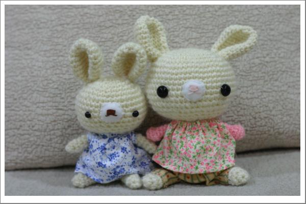兔子姐妹花