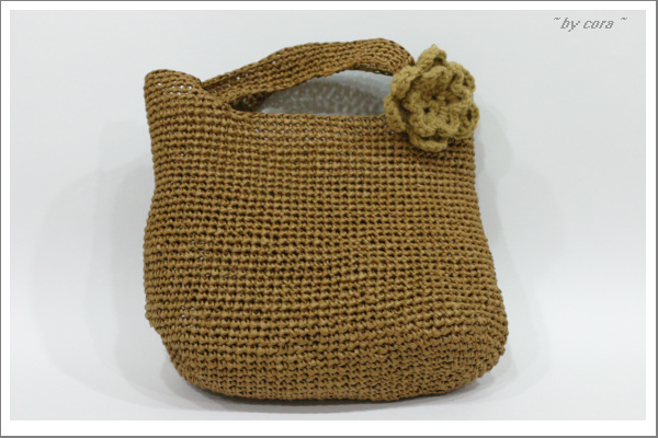 第一個編織包