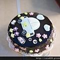 謝謝晞媽巧手,精心製作的蛋糕