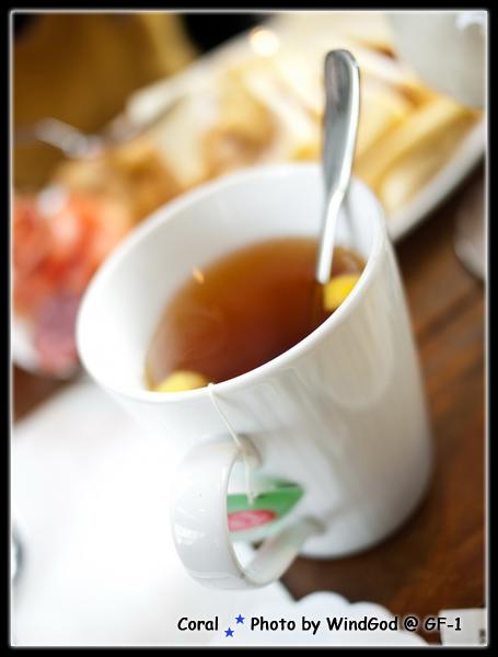 天冷來杯紅茶