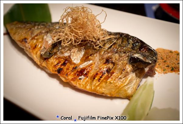 百吃不膩的烤鯖魚