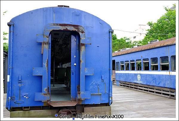 2節火車車廂