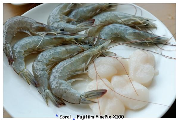 蝦子和干貝都不錯吃