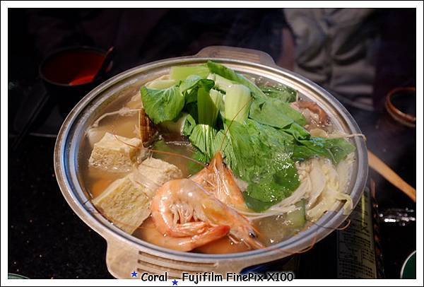 昆布海鮮鍋
