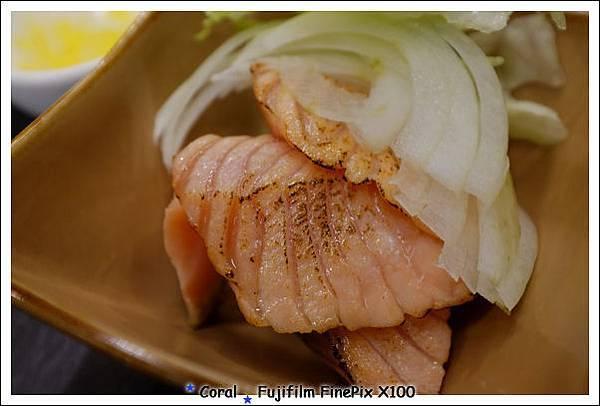 炙烤鮭魚超好吃的
