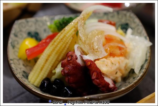 綜合沙拉吧!!
