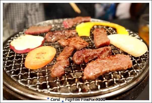 這間的燒肉好美味!!