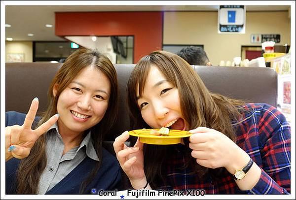 總社同事和韓國同事