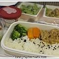 JAL的飛機餐不錯吃