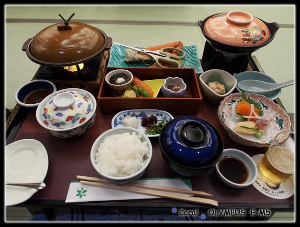 日本的会席料理沒啥特別愛
