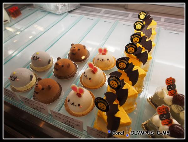 小蛋糕造型都好可愛