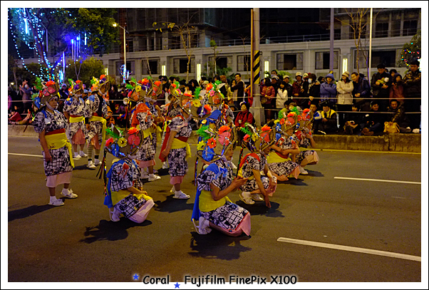 阿婆們的民族舞蹈