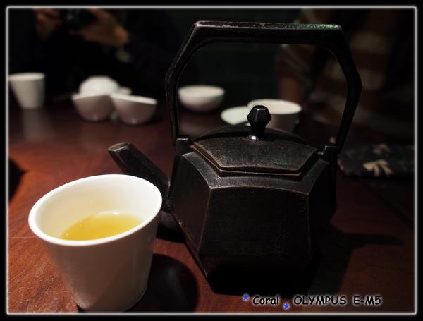 這茶的味道好特別