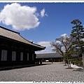 京都的天氣很好呢...希望今晚東京旅程天氣也這麼棒