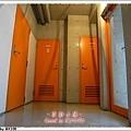 3F有2間淋浴室