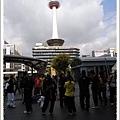 一年多不見的京都鐵塔...有機會爬上去看個夜景