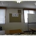舉行入學式的教室