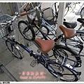 毓昕和呉さん都是買小輪腳踏車