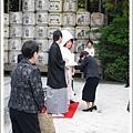 傳統的結婚式