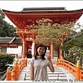 珊小瑚逛神社