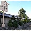 西本願寺外圍