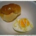 麵包和水煮蛋