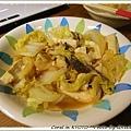 滷白菜豆腐