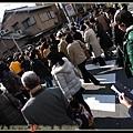 這些人該不會都要去東福寺吧@@