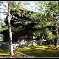 大德寺境內很多禁止參觀的院...