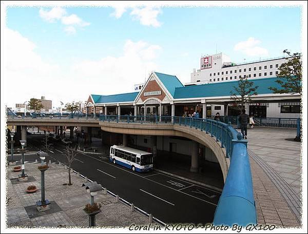 JR倉敷站
