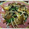炒豬肝...還是台灣的炒豬肝好吃