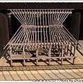 古墳時代復元倉庫的模型