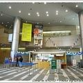 大阪歷史博物館1F大廳