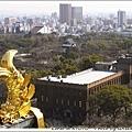 大阪城的特色