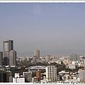 好像看的到大阪造幣局
