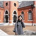 動物園隔壁的神戶文學館