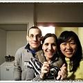 可愛的兩位同學們~~~要來台灣玩啦!!