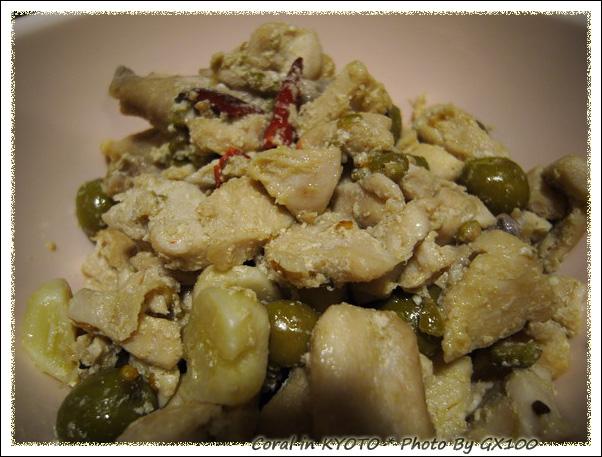 義大利雞肉料理~~~好吃!!
