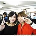 彩霞和劉禎兩個寶