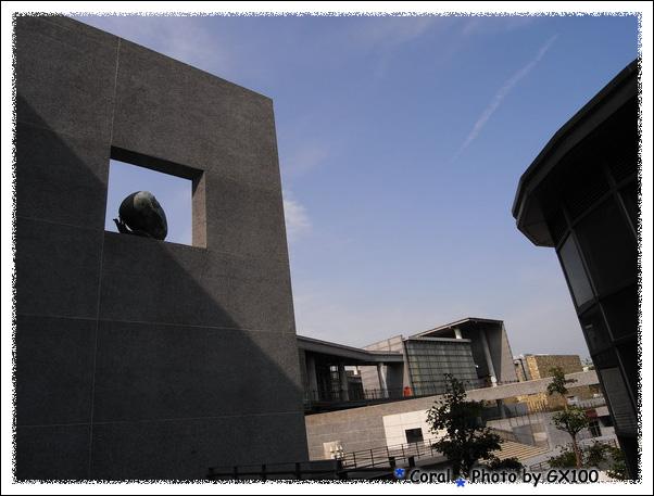 美術館...知性之旅第一站