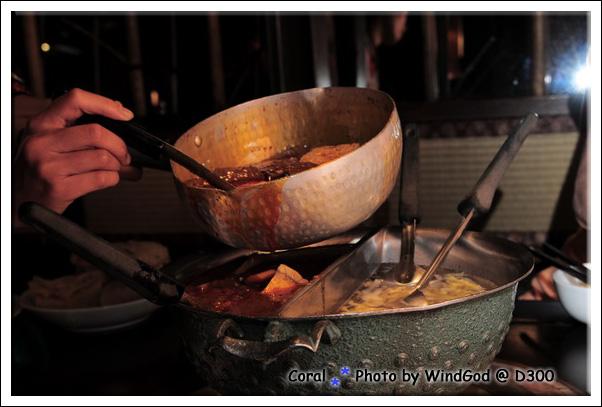 無限吃到飽的鴨血和豆腐...讚!!